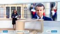 Armée : Emmanuel Macron plaide pour une défense européenne forte