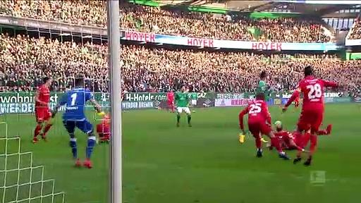 Werder Bremen - Union Berlin (0-2) - Maç Özeti - Bundesliga 2019/20