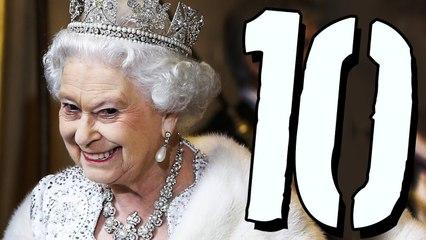 10 sekretów brytyjskiej rodziny królewskiej [TOPOWA DYCHA]