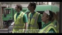 """AVANT-PREMIERE: Une éboueuse à Paris dévoile son salaire dans le documentaire """"Des ordures et des hommes"""" qui sera diffusé demain soir sur France"""