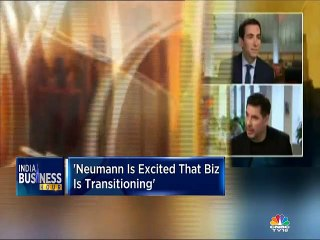Totally false that ousted CEO Neumann left with $1 Bn, says WeWork's executive chairman Marcelo Claure
