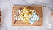 DIY Snack Bags/Sandwich Wraps