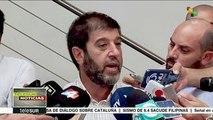 Uruguayos preocupados por proyecto de ley laboral del nuevo gobierno