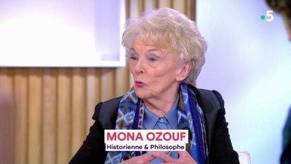 Mona Ozouf : éloge de la civilité - C à Vous - 07/02/2020