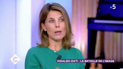 Hidalgo - Dati : la bataille de l'image - C à Vous - 07/02/2020