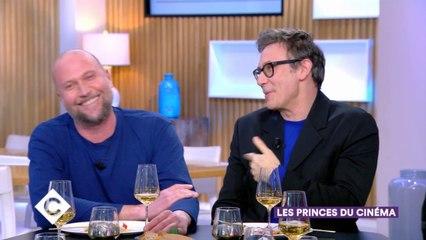 Au dîner avec François Damiens et Michel Hzanavicius - C à Vous - 07/02/2020