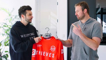 Here's Our Official Tryout For 100 Thieves With Nadeshot