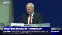 Parmi les six personnes contaminées par le coronavirus en France certaines vont pouvoir sortir de l'hôpital