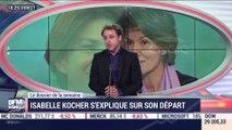 Isabelle Kocher s'explique sur son départ d'Engie - 07/02