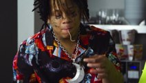 Trippie Redd Upgrades Instant Noodles Into A $380 Bowl of Ramen