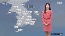 [날씨] 주말, 스모그 유입…영동 큰 눈