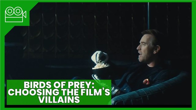 Birds of Prey Cast Interview | How the Villains Were Chosen