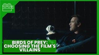 Birds of Prey Cast Interview | How the Villains Were Chosen