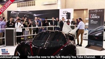 Unavailing of the new SSC Tuatara | Philadelphia Auto Show 2020