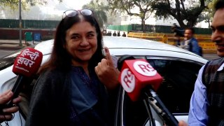 'Development stability and Delhi's progress- Top on voters' mind'--Maneka Gandhi