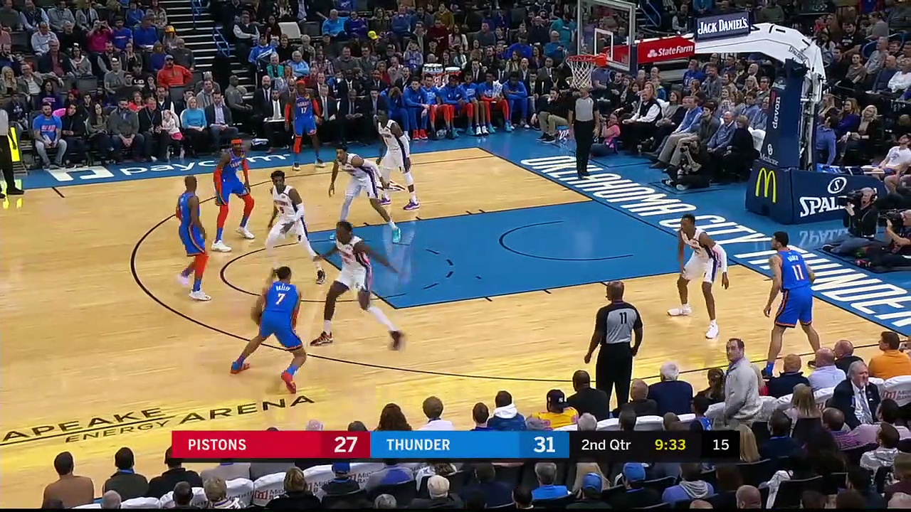NBA'de Gecenin En Güzel 10 Oyunu | 07.02.2020