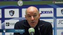 Après HAC - Caen (1-1), réaction de Paul Le Guen