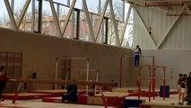 Avignon : le programme de l'inauguration du gymnase Génicoud : halle de gymnastique