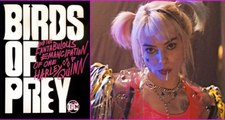 Birds of Prey : Harley Quinn | End Credit Scene - DC Batman