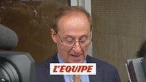 Didier Gailhaguet démissionne - Violences sexuelles - Patinage