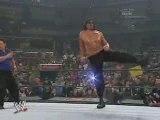 Unforgiven 2007 The Great Khali vs Rey Mysterio vs Batista
