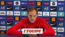 Tuchel «C'est toujours un défi de battre Lyon» - Foot - L1 - PSG