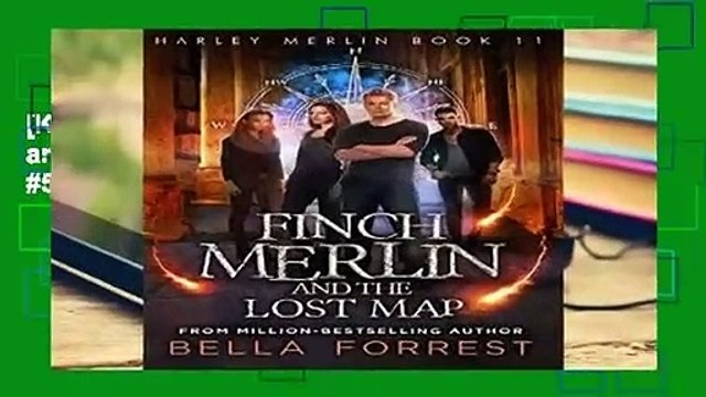 [KINDLE] Harley Merlin 11: Finch Merlin and the Lost Map Best Sellers Rank : #5 Paid in Kindle Store