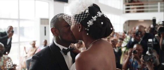 Mariage de Christian Bassogog