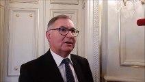 Coronavirus : le directeur de l'agence régionale de santé (ARS), Jean-Yves Le Grall,