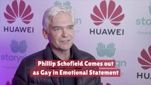 Phillip Schofield Is Gay