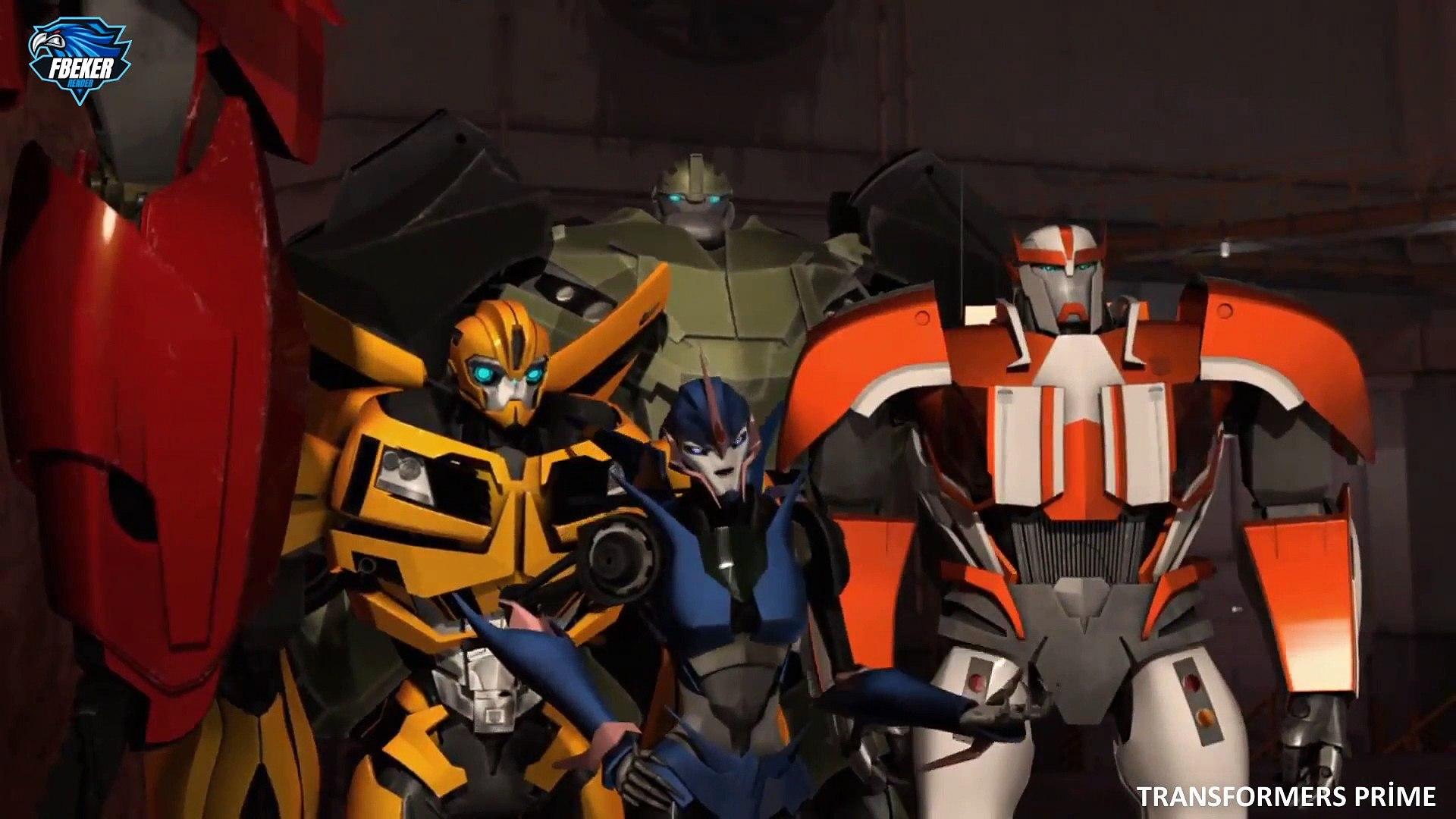 Transformers Prime 32.Bölüm Gevşek Toplar Full Hd