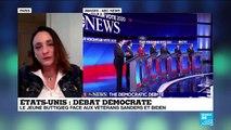 """Julia Grégoire sur France 24: """"Les Démocrates essayent de tourner la page et montrer que le parti peut avoir des résultats"""""""