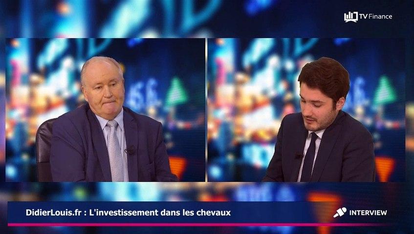 Interview Didier Louis dans la matinale de l'entrepreneur