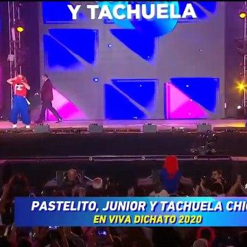 Pastelito'junior'tachuela chico festival Viva Dichato 2020