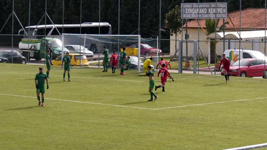 Super League 2 K19: Λεβαδειακός-Παναχαϊκή 5-2