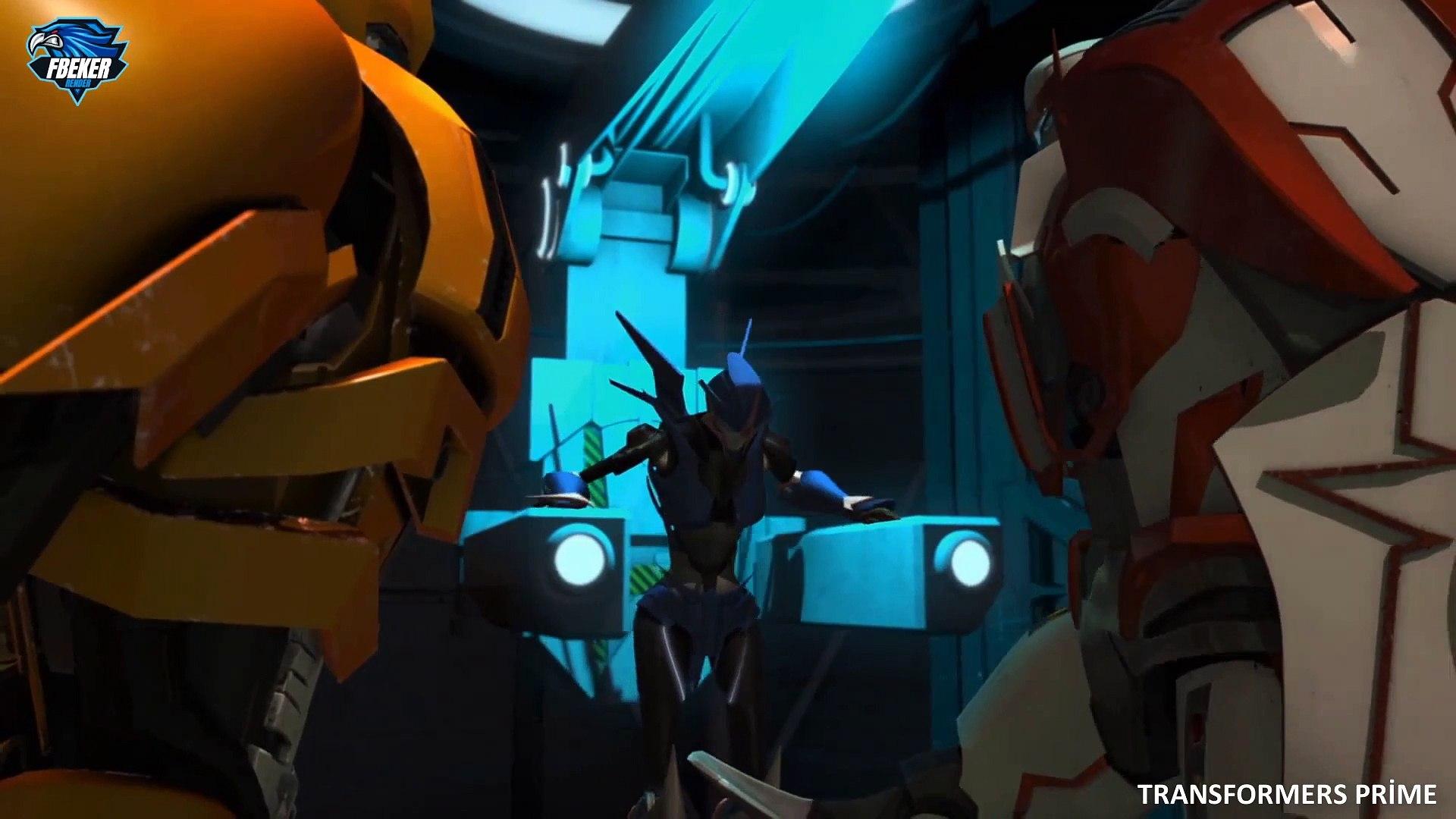 Transformers Prime 34.Bölüm Nemesis Prime Full Hd