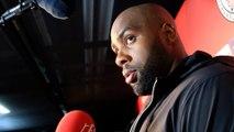 #JudoParis 2020 - Teddy Riner: « Je n'aime pas perdre, mais c'est un soulagement »