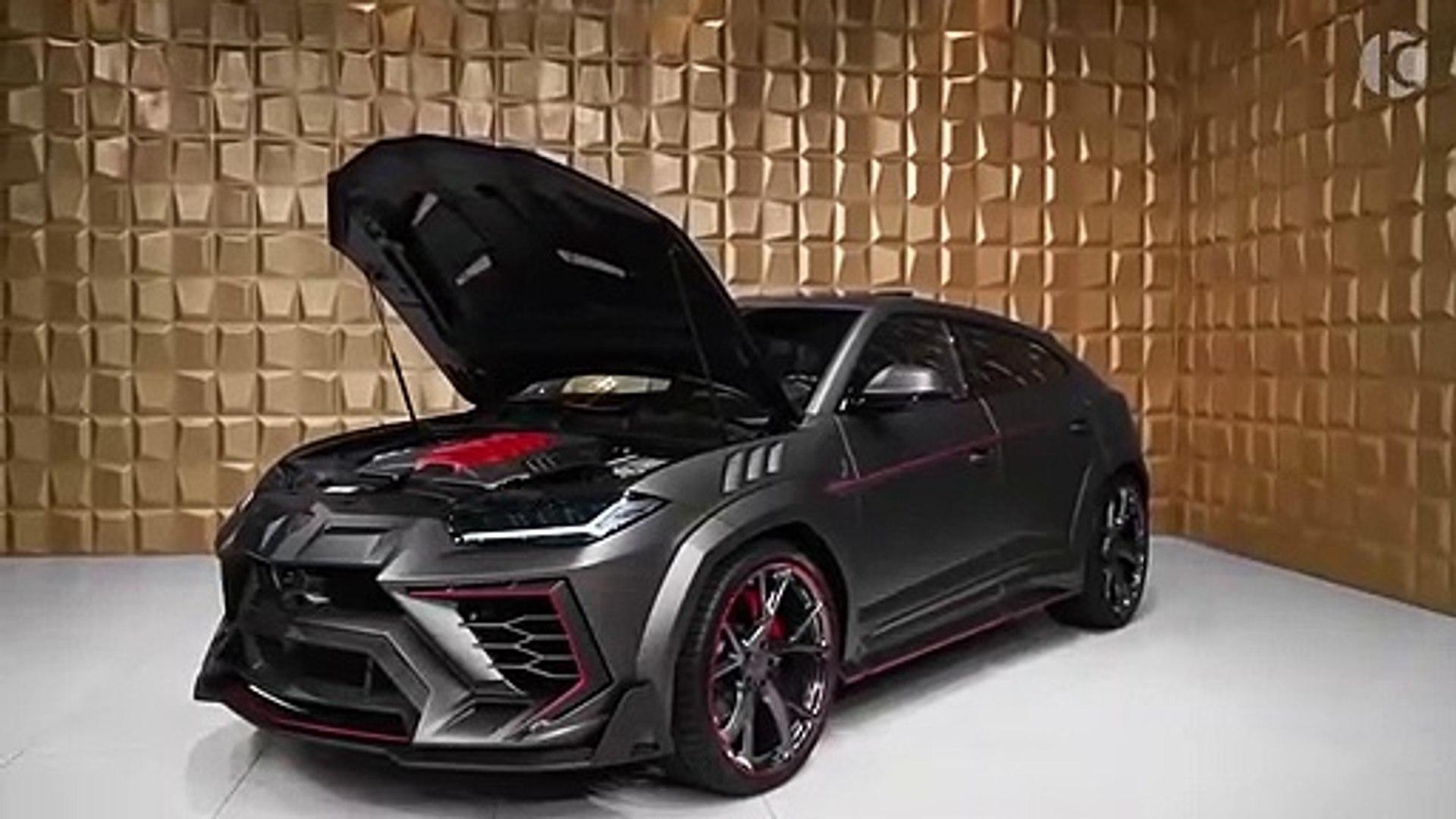 2020 Mansory Lamborghini Urus Venatus Wild Super Suv Is Here Video Dailymotion