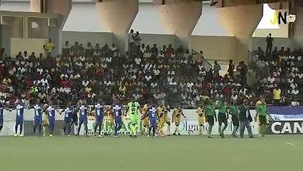 Ligue 1 J-16 ASEC Mimosas - Bouaké FC (résumé)