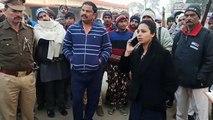 शामली: एसडीएम के निरीक्षण में गायब मिले मंडी अधिकारी, लगाई फटकार