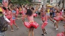 Frevo en la calle, una tradición que carbura el carnaval de Recife