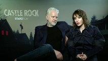 Castle Rock: Tim Robbins & Lizzy Caplan go crazy