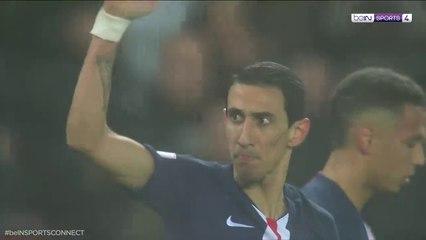 PSG 1-0 Lyon: Goal Di Maria