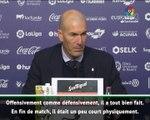 """23e j. - Zidane : """"On va compter sur Bale"""""""