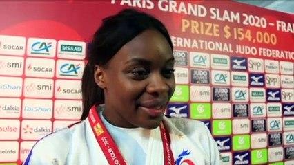 #JudoParis 2020 - Madeleine Malonga : « Tant que je reste concentrée »