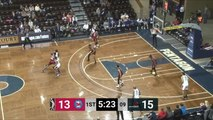 Tim Quarterman with 5 Steals vs. Long Island Nets