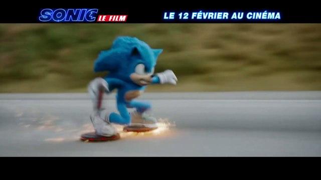 SONIC LE FILM -  Extrait du film - Sonic vs Robotnik