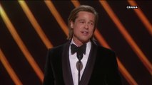 "Brad Pitt - Meilleur Second Rôle pour ""Once Upon a Time in Hollywood"" - Oscars 2020"