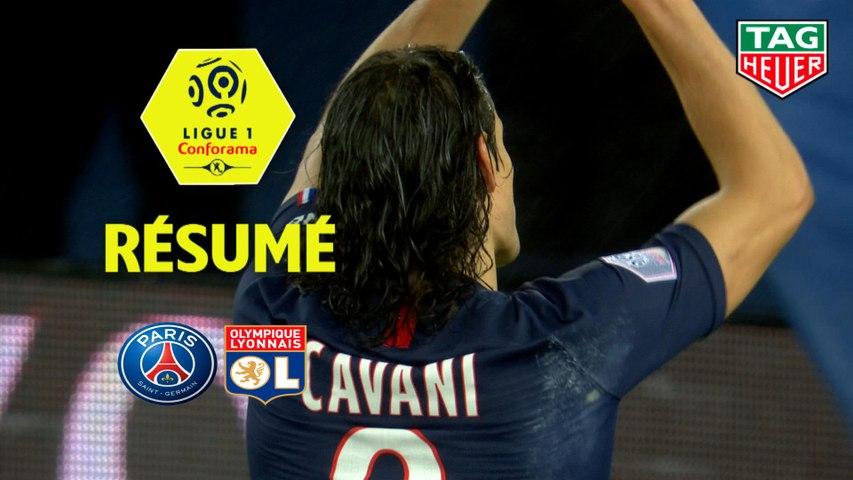 Paris Saint-Germain - Olympique Lyonnais (4-2)  - Résumé - (PARIS-OL) / 2019-20