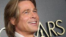 Brad Pitt On Oscar Win: I'm 'Gobsmacked'